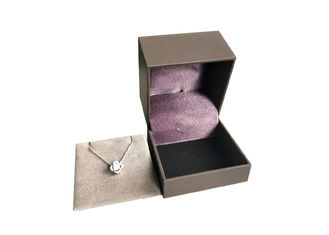 Kalung Packing Paper Jewelry Gift Box, Kardus Presentation Boxes For Women